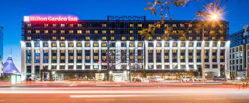 Hilton Garden Inn Astana: услуги и сервис отеля, контакты и цены : https://stablereviews.com