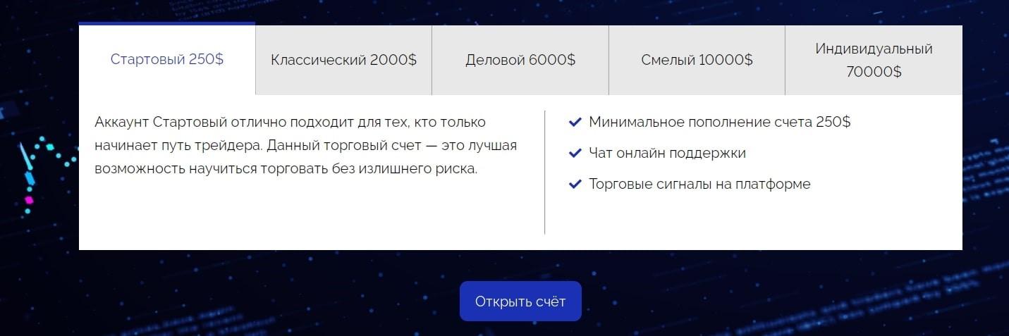Пакеты для заработка MaxiPlus