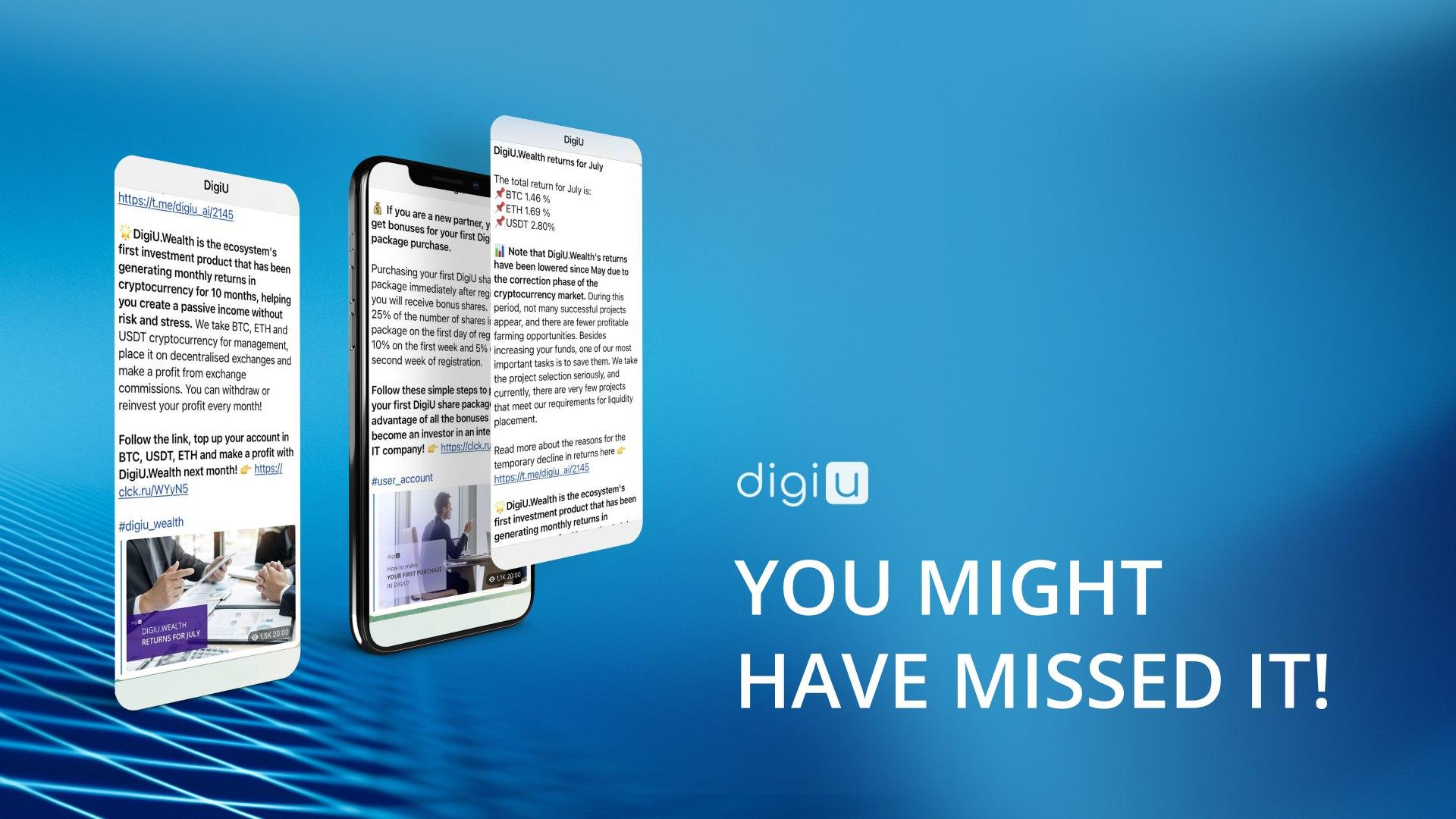 Обзор компании DigiU