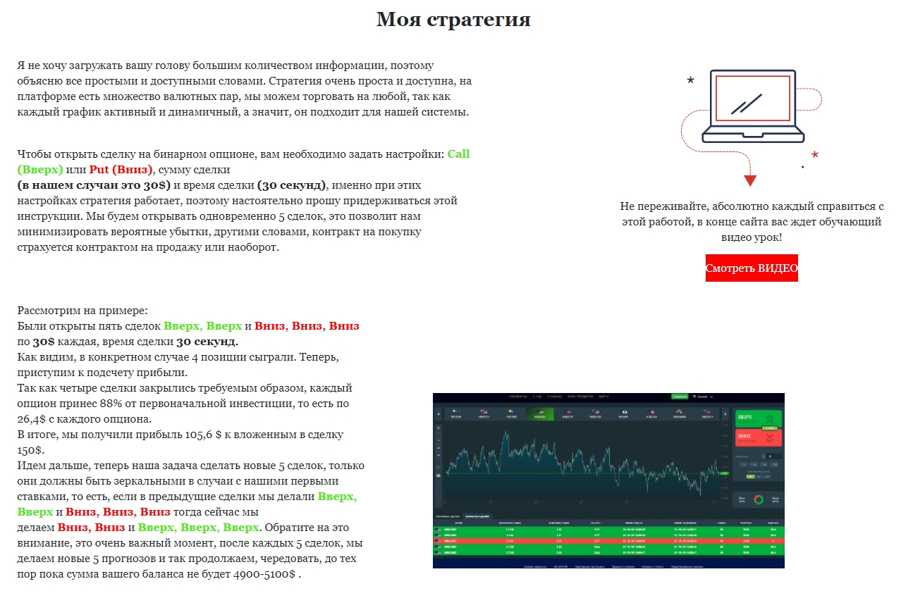 Сайт Method001