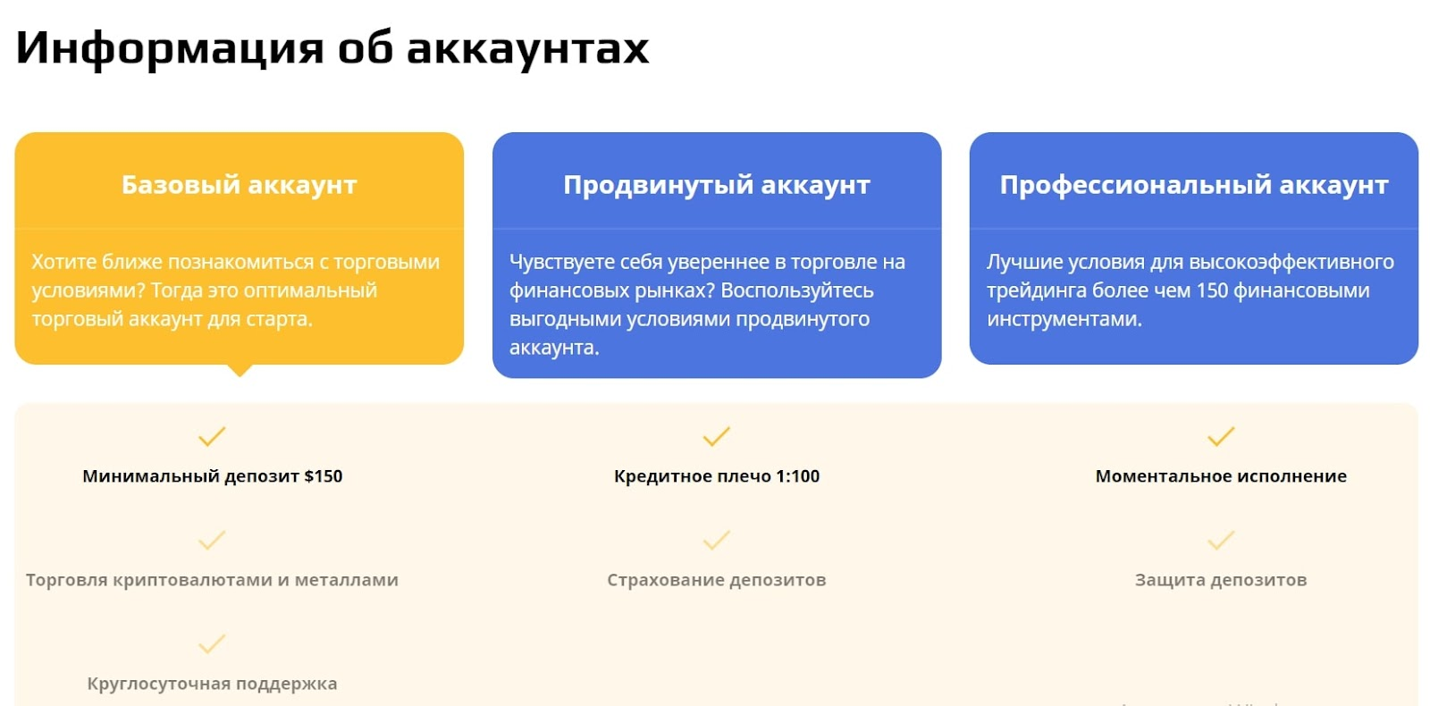 Обзор компании OP-Trade